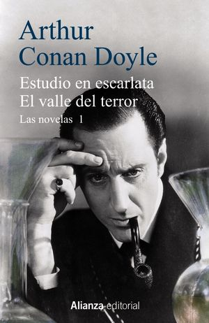 SHERLOCK HOLMES: ESTUDIO EN ESCARLATA / EL VALLE DEL TERROR