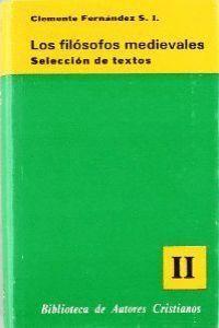 LOS FILÓSOFOS MEDIEVALES. II: ESCOTO ERIUGENA - NICOLÁS DE CUSA
