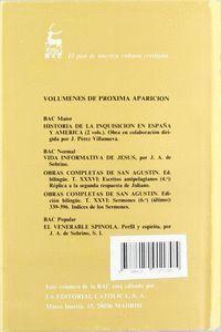 OBRAS COMPLETAS DE SAN AGUSTÍN. XXXV: ESCRITOS ANTIPELAGIANOS (3.º): LA PERFECCIÓN DE LA JUSTICIA DEL HOMBRE. EL MATRIMONIO Y LA CONCUPISCENCIA. RÉPLI