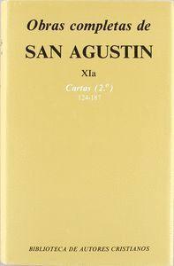 OBRAS COMPLETAS DE SAN AGUSTN. XIA: CARTAS (2.º): 124-187 CARTAS 2