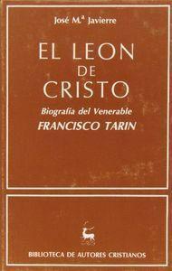 EL LEÓN DE CRISTO.