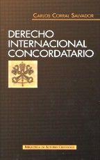 DERECHO INTERNACIONAL CONCORDATARIO
