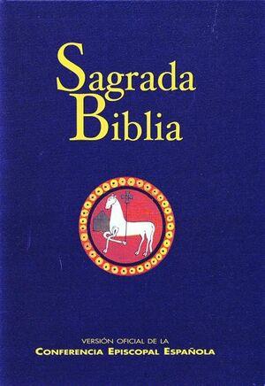 SAGRADA BIBLIA (ED. TPICA - GÉLTEX) VERSIÓN OFICIAL DE LA CONFERENCIA EPISCOPAL ESPAÑOLA