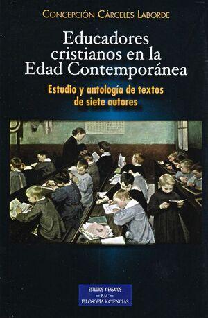 EDUCADORES CRISTIANOS EN LA EDAD CONTEMPORÁNEA