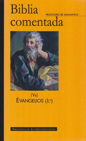 BIBLIA COMENTADA. VA: EVANGELIOS (1)