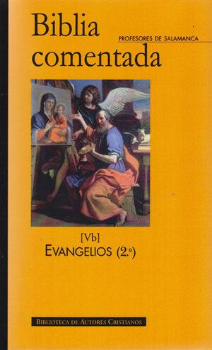BIBLIA COMENTADA. VB: EVANGELIOS (2)