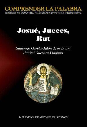 JOSUÉ, JUECES, RUT