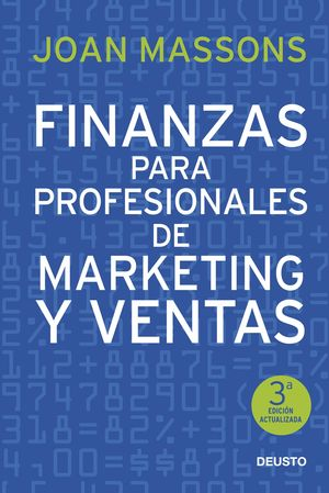 FINANZAS PARA PROFESIONALES DE MARKETING Y VENTAS