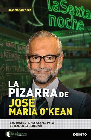 LA PIZARRA DE JOSÉ MARÍA O'KEAN