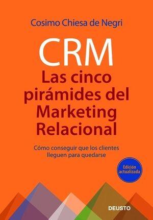 CRM: LAS 5 PIRÁMIDES DEL MARKETING RELACIONAL