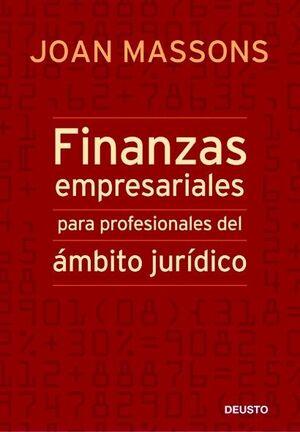 FINANZAS EMPRESARIALES PARA PROFESIONALES DEL ÁMBITO JURÍDICO