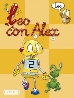 LEO CON ÁLEX 2. LEO