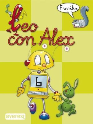 LEO CON ÁLEX 6. ESCRIBO