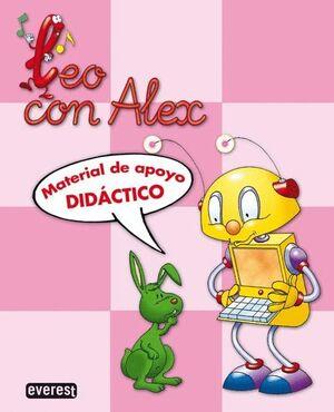 LEO CON ÁLEX. MATERIAL DE APOYO DIDÁCTICO