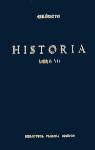 HISTORIA LIBROS VII