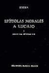 EPISTOLAS MORALES A LUCILIO VOL. 1 (LIBR