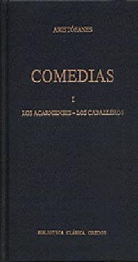 COMEDIAS VOL. 1 ARCANIENSES CABALLEROS