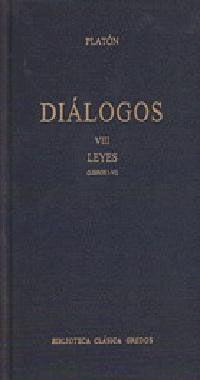 DIALOGOS VOL. 8 LEYES (LIBROS I-VI)