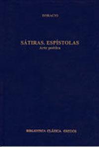373. SÁTIRAS, EPÍSTOLAS, ARTE POÉTICA