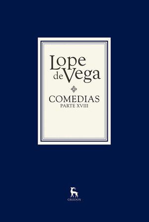 COMEDIAS PARTE XVIII (2 VOLS)