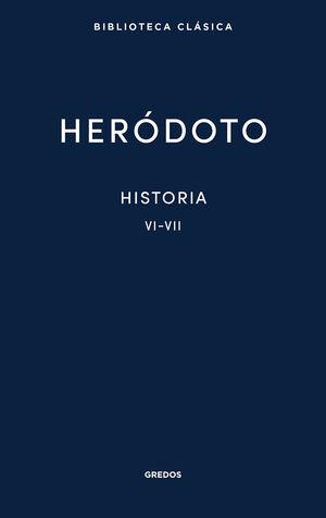 28. HISTORIA. LIBROS VI-VII