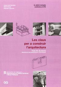 CLAUS PER A CONSTRUIR-III-ELEMENTS