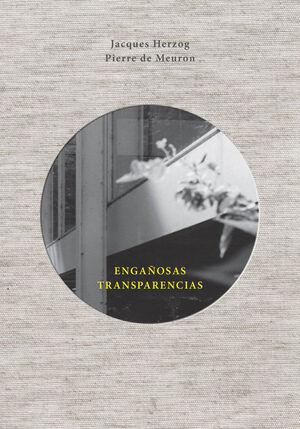 ENGAÑOSAS TRANSPARENCIAS
