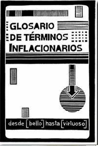 GLOSARIO DE TÉRMINOS INFLACIONARIOS