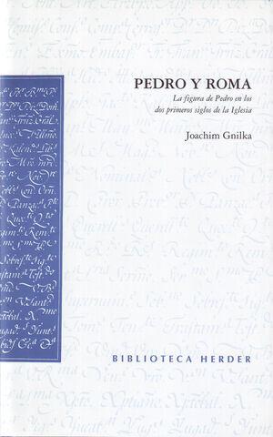 PEDRO Y ROMA