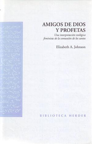 AMIGOS DE DIOS Y PROFETAS