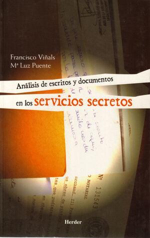 ANÁLISIS DE ESCRITOS Y DOCUMENTOS EN LOS SERVICIOS SECRETOS