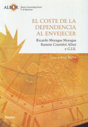 EL COSTE DE LA DEPENDENCIA AL ENVEJECER