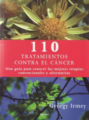 110 TRATAMIENTOS EFICACES CONTRA EL CÁNCER