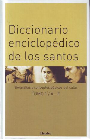 DICCIONARIO ENCICLOPÉDICO DE LOS SANTOS