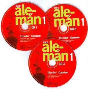 EUROALEMAN 1 CD 1