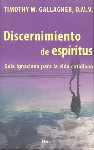 DISCERNIMIENTO DE ESPÍRITUS