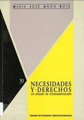 NECESIDADES Y DERECHOS