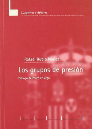 LOS GRUPOS DE PRESIÓN