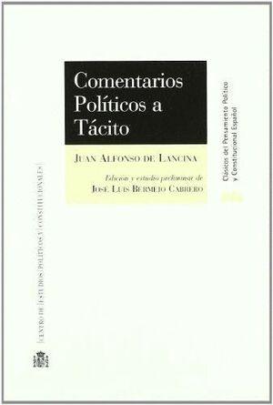 COMENTARIOS POLÍTICOS A TÁCITO