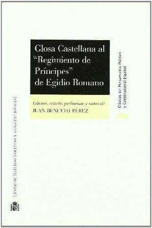 GLOSA CASTELLANA AL