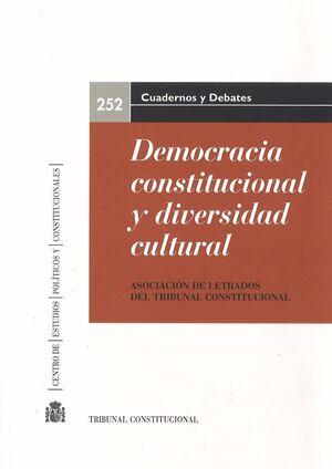 DEMOCRACIA CONSTITUCIONAL Y DIVERSIDAD CULTURAL