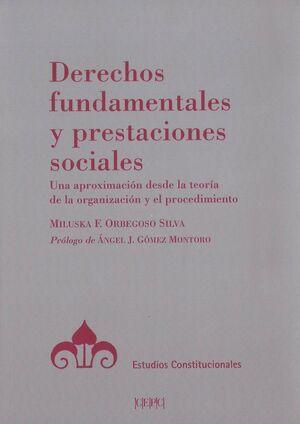 DERECHOS FUNDAMENTALES Y PRESTACIONES SOCIALES