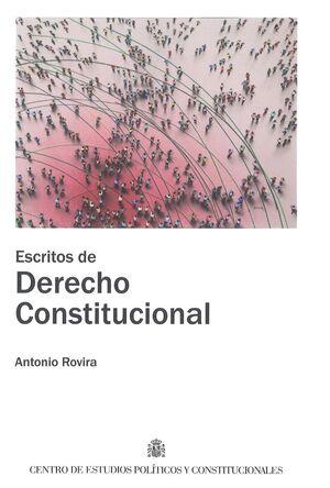 ESCRITOS DE DERECHO CONSTITUCIONAL
