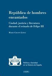 REPÚBLICA DE HOMBRES ENCANTADOS
