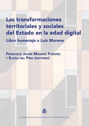 LAS TRANSFORMACIONES TERRITORIALES Y SOCIALES DEL ESTADO EN LA EDAD DIGITAL