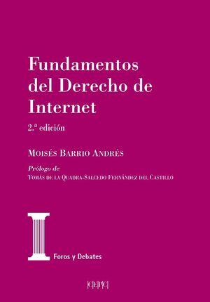 FUNDAMENTOS DEL DERECHO DE INTERNET (2ª EDICIÓN)