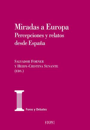 MIRADAS A EUROPA