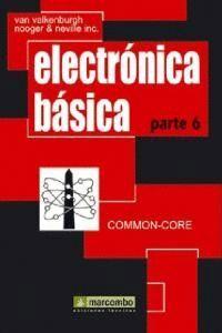 ELECTRÓNICA BÁSICA VI
