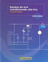 EQUIPOS DE AIRE ACONDICIONADO SÓLO FRÍO (DVD 4)