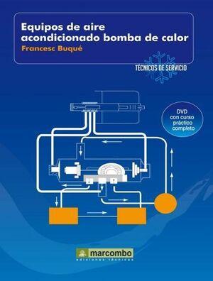 EQUIPOS DE AIRE ACONDICIONADO BOMBA DE CALOR (DVD 5)
